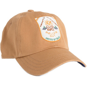 United By Blue Youth S'Mores Baseball Hat Khaki